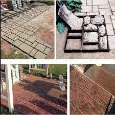 Stepping Stone Molds Uk by Plastic Mould 60cm X 50cmx 5cm Medium Paving Concrete Stepping