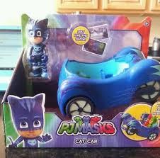 pj masks cat boy car playset toy figure catboy free shipping