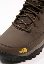 the north face men hiking u0026 hillwalking shoes storm strike wp