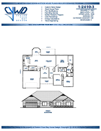 view one story plans rambler plans professional home design