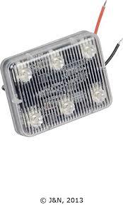 ecco led offroad lights amazon com ecco ed0004a directional led light automotive