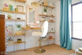 How To Make A Pipe Bookshelf Tips For Making A Diy Industrial Pipe Shelving Unit Page 2 Of 2