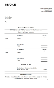 Flooring Invoice Template by Contractor Invoice Templates Pdf Word Excel Get Calendar Templates