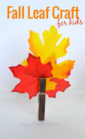 easy fall crafts for kids easy fall crafts and craft