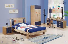 kids bedroom furniture open book shelf beneath simple cut