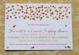 gift card wedding shower invitation wording gift card baby shower invitations top 15 gift card baby shower