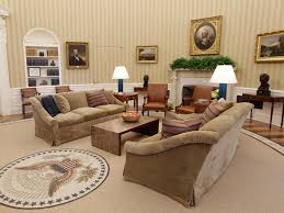 oval office design by president oval office design by president