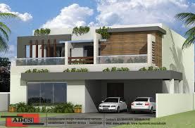 1 kanal house design modern house elevation modern pinterest