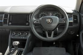skoda kodiaq new škoda kodiaq diesel estate 2 0 tdi se technology 4x4 5 door
