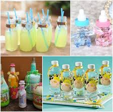 baby shower botellas decoradas para baby shower botellas decoradas