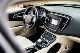 chrysler car interior 2016 chrysler 200 limited rental review u2013 an appreciation of an
