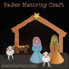 Christmas Crafts For Kids Shepherds by 34 Best Christmas Crafts For Kids Images On Pinterest Christmas