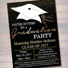 graduation invitations ideas marialonghi