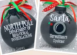 santa cam ornament alternative to elf on the shelf santa cam