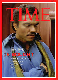 Lando Calrissian Meme - time magazine buys some time with lando