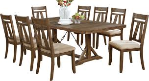 Patio Furniture Guelph by Laurel Foundry Modern Farmhouse Destiny 9 Piece Dining Set