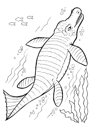 free printable dinosaur coloring pages glum me
