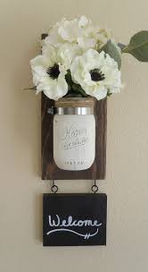 mason jar home decor ideas 14 best painted mason jars images on pinterest fall holiday