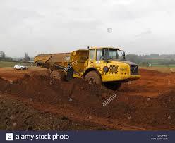 volvo dump truck volvo bm six wheeled dump truck earthmoving earthworks muckshift