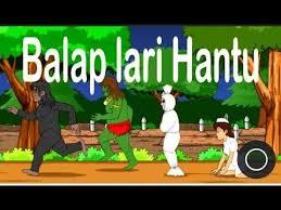 film hantu lucu indonesia terbaru balap lari hantu kartun horor lucu youtube com pinterest nice