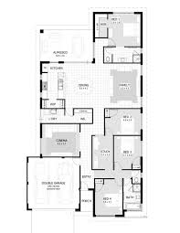 cinema floor plan apartments floor plans with garage on side ranch style house