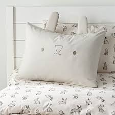 White Nursery Decor Bunny Nursery Decor Crate And Barrel