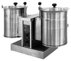 electric table top steam table cleveland electric table top twin 23 ltr tilting steam kettle tket 6 t