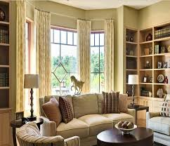 Kitchen Bay Window Curtains by 30 Best Bay Window Ideas Images On Pinterest Curtains Windows