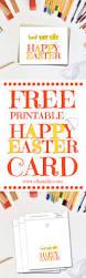 free printable happy easter card food life design