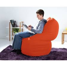yogibo midi mid sized bean bag chair love seat and recliner