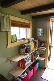 Small Bookcase On Wheels Tiny House Library U2013 Bless This Tiny House