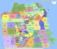 Zip Code Map San Francisco by San Francisco Suburbs Map Michigan Map