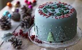 christmas cake decorating ideas without icing wedding decor