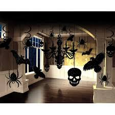 17 pcs halloween haunted house horror gothic chandelier party
