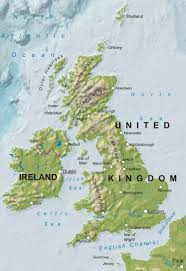 Map Of Dublin Ireland Map Of Ireland And The United Kingdom