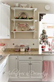 christmas kitchen ideas adventures in decorating our 2014 christmas kitchen