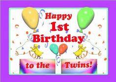 twin sisters birthday card fairy princess twin sisters sister
