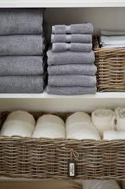 bathroom towel folding ideas how to organize a linen closet how to decorate