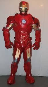 iron man costume 7 steps with pictures