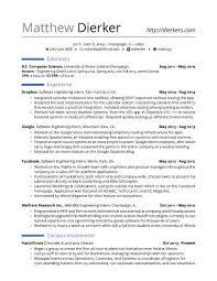 curriculum vitae software engineer templates free real software engineering internship resume template resume
