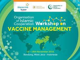 Bio Di Bandung bio farma trusted to host vaccine management workshop for islamic