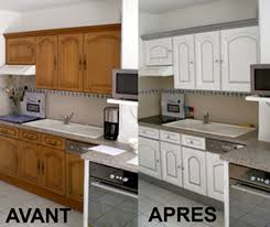 renover meuble cuisine relookage rénovation cuisine equipée creation providence