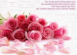 whatsapp wallpaper red beautiful love quotes for her with rose flower images
