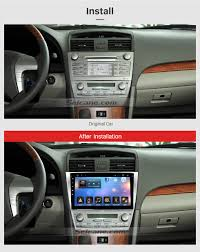 10 2 inch 2007 2011 toyota camry android 6 0 1024 600 touchscreen