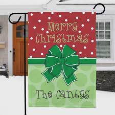 personalized winter flags giftsforyounow