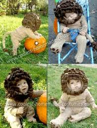 4 Month Halloween Costume Lion Wig Halloween Costume Lion Hats Costumes Kids Yumbaby