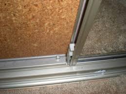 Fixing Sliding Closet Doors How To Remove Closet Sliding Doors Windows And Doors Diy