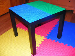 Legos Table Kidspert Make Your Own Lego Table
