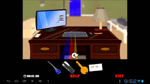 Office Desk Games by Escape The Office Game Walkthrough Afro Ninja Afro Ninja Games
