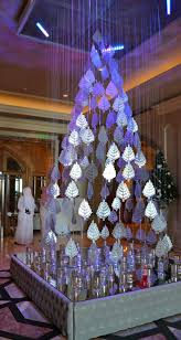 excellent decoration metal christmas tree for small spaces